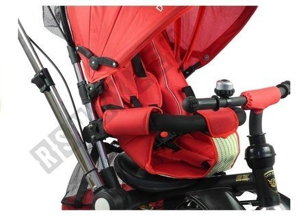 Tricycle Bike PRO700 - Red