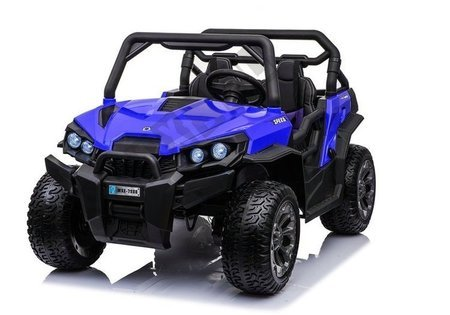 WXE-8988 4x4 Buggy Blue - Electric Ride On Car