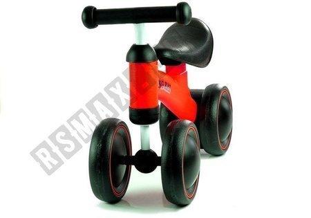Yang Kai Balance Bike for Children Red