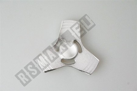 Alu Original Hand Spinner Fidget Finger ADHS Anti Stress Spielzeug