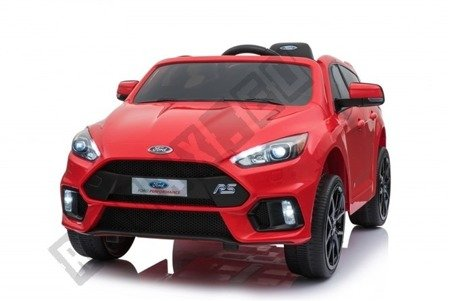 Auto auf Batterie Ford Focus RS 2 Motoren rot
