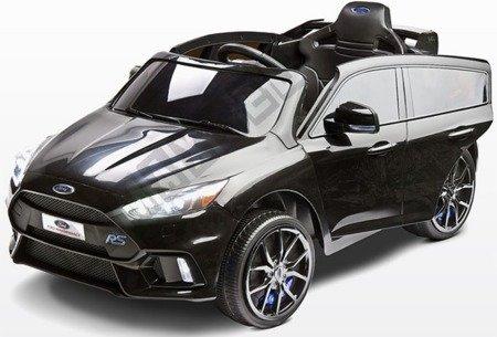 Auto auf Batterie Ford Focus RS 2 Motoren schwarz