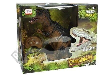 Duży dinozaur Tyranozaur interaktywny
