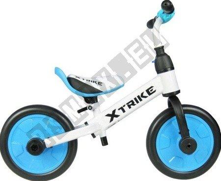 Fahrräder 2x1-Dreirad XTRIKE RUN blue