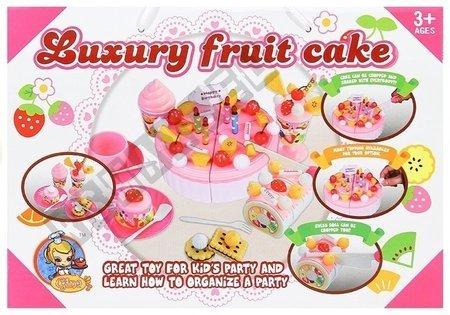 Geburtstagsparty Set Leckereien Besteck  Spielzeug für Kinder großes Set
