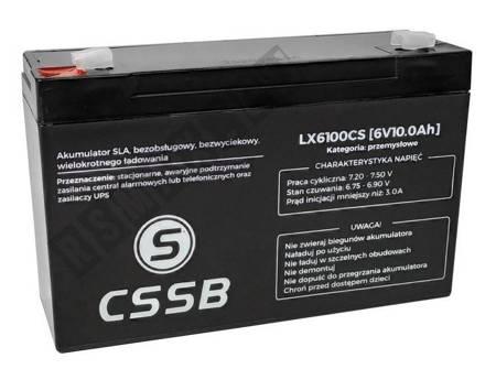 Gel-Batterie 6V10Ah für elektrische Fahrt auf dem Auto