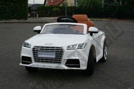 Kinderauto AUDI TTS Roadster Elektroauto Kinderfahrzeug Spielzeug Lackiert Rot