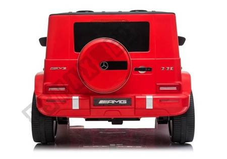 Kinderauto Mercedes S307 Rot