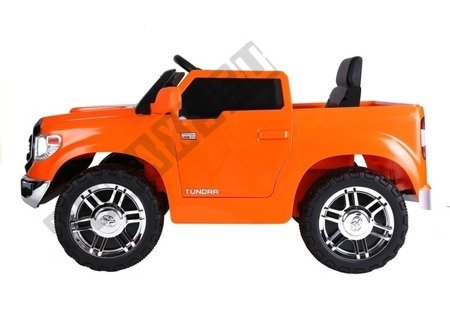 Kinderauto Toyota Tundra Orange