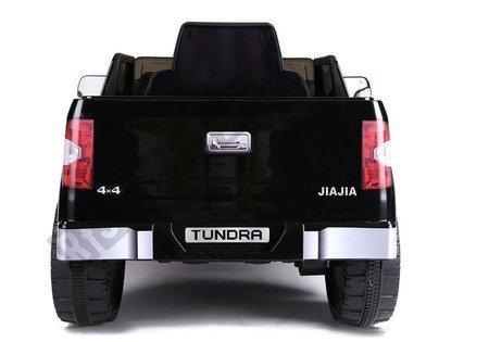 Kinderauto Toyota Tundra Schwarz lackiert