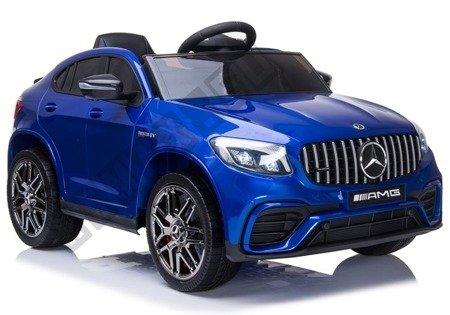 Kinderfahrzeug Mercedes GLC 63S Blau