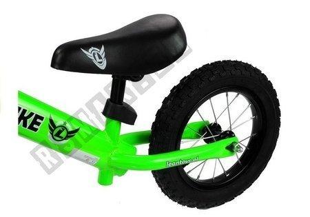 Laufrad ROCKY Grün Laufrad für Kinder Kinderlaufrad Balance Bike Rad