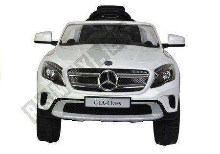 Mercedes Benz GLA 45 AMG Weiß 2x45W EVA-Reifen 2.4G MP3 Auto