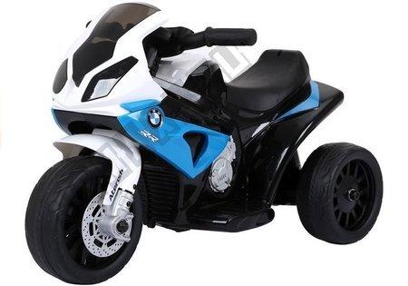 Motorrad BMW S1000RR Blau Elektromotorrad Kinderfahrzeug Fahrzeug