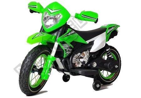 Motorrad FB-6186 Grün LED Frontscheinwerfer