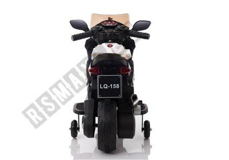 Motorrad LQ158 Weiß 35W EVA-Reifen LED Frontscheinwerfer Musik-Panel Fahrzeug