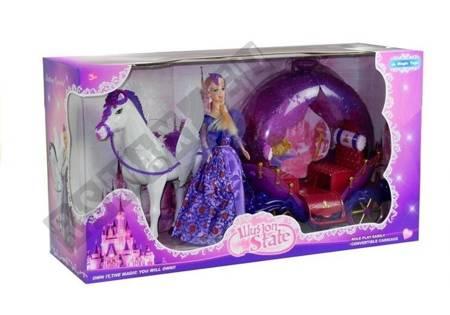 Puppe mit Pegasus und Kutsche Soundeffekte