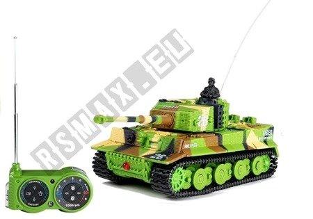 R / C Panzer mit Funksteuerung 27MHz 1:72 Militär