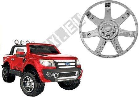 Radkappe für elektrische Fahrt auf Auto Ford Ranger I.