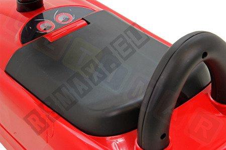Rutschauto Mercedes-Benz SLR McLaren Rutscher Lizenz Kinderauto schwarz