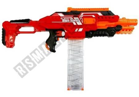 Spielzeugpistole 40 Stück Schaumstoffpatronen