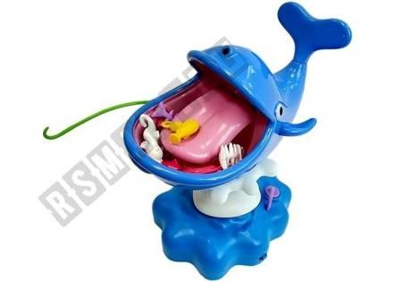 Whale Splashing Water Geschicklichkeitsspiel