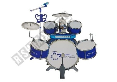 perkusja niebieska