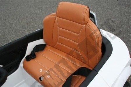 Audi TTS ROADSTER na akumulator  biały lakier !