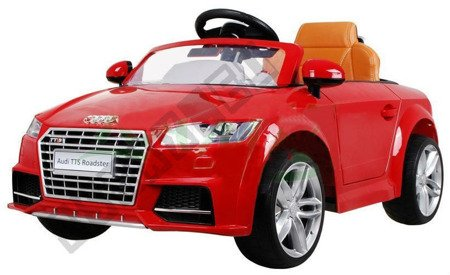 Audi TTS ROADSTER na akumulator czerwony