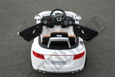 Audi TTS ROADSTER na akumulator czerwony lakier