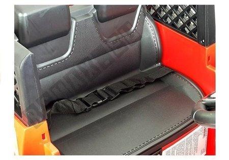 Auto  Na Akumulator KP-6188 Pomarańczowy