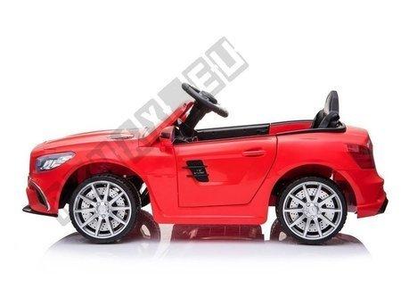 Auto Na Akumulator Merecedes SL63 Czerwony