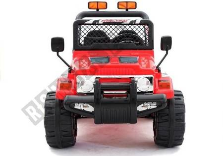 Auto Na Akumulator S618 EVA Czerwony