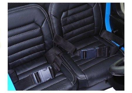 Auto Na Akumulator VW Amarok Czarny + MP4