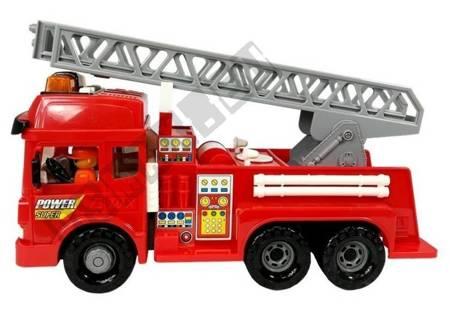 Auto Straż Pożarna Grająca Ciężarówka