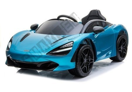 Auto na Akumulator McLaren 720S Niebieski Lakier