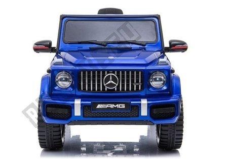 Auto na Akumulator Mercedes G63 AMG Niebieski Lakierowany