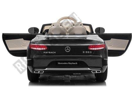 Auto na Akumulator Mercedes Maybach Czarny