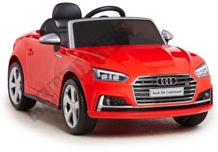 Auto na Akumulator NOWE Audi S5 Czerwone