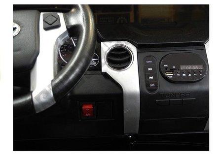 Auto na Akumulator Toyota Tundra Czarna 2.4G