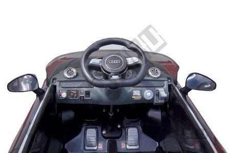 Auto na akumulator Audi A3 Licencja czarne !