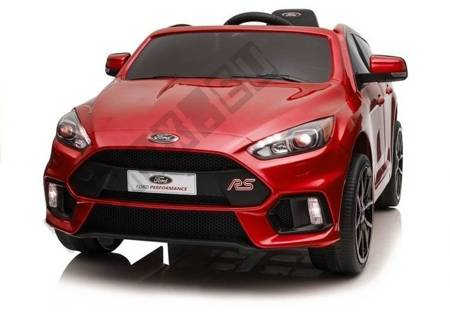 Auto na akumulator Ford Focus Czerwony Lakierowany