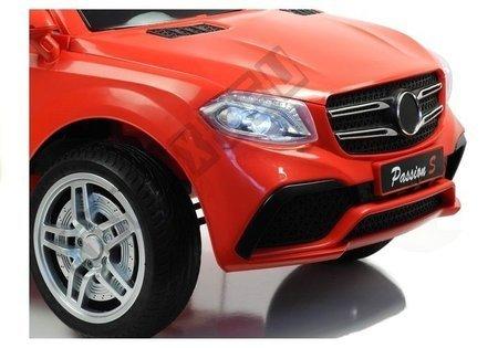 Auto na akumulator HL1558 Czerwone