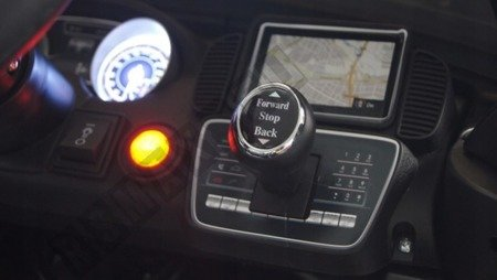 Auto na akumulator Mercedes GLE Coupe 63 czarny !