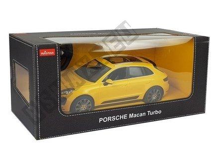Auto na radio Porsche Macan Rastar 1:14