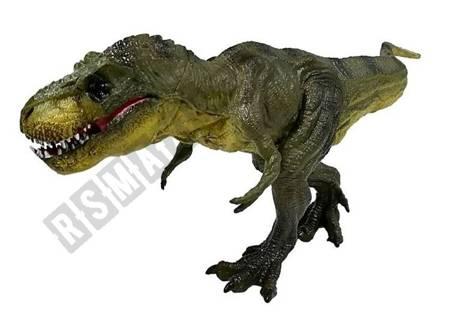 Dinozaury Figurki Edukacyjne 2 sztuki Tyranozaur