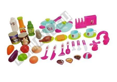 Duża Kuchnia dla dzieci Toster Ekspres Różowa