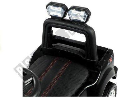 Jeździk Ford Ranger Wildtrak z Pchaczem Czarny