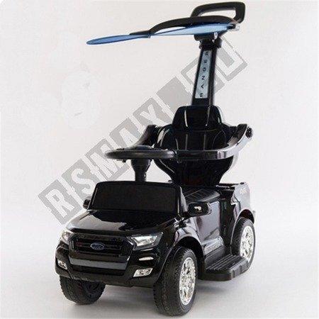 Jeździk Ford Ranger na akumulator 4w1 CZARNY
