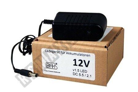 Ładowarka do pojazdów akumulatorowych 12V